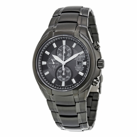 Citizen CA0265-59E Eco-Drive Mens Chronograph Eco-Drive Watch