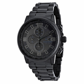 Citizen CA0295-58E NightHawk Mens Chronograph Eco-Drive Watch