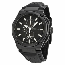 Citizen CA0315-01E Eco-Drive Sport Mens Chronograph Eco-Drive Watch