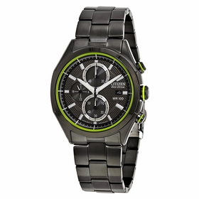 Citizen CA0435-51E HTM Mens Chronograph Eco-Drive Watch
