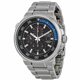 Citizen CA0440-51E Endeavor Mens Chronograph Eco-Drive Watch
