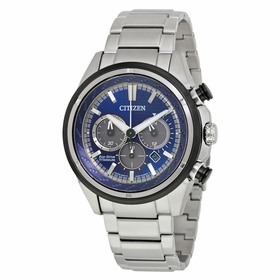 Citizen CA4240-82L Eco-Drive Mens Chronograph Quartz Watch