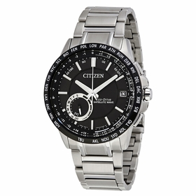 Citizen CC3005-85E Satelite Wave Mens Eco Drive Quartz Watch