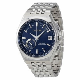 Citizen CC3020-57L Satellite Wave World Time GPS Mens Quartz Watch
