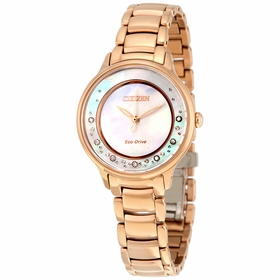 Citizen EM0382-86D Circle of Time Ladies Eco-Drive Watch