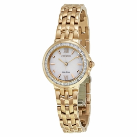 Citizen EM0443-59A Diamond Ladies Quartz Watch