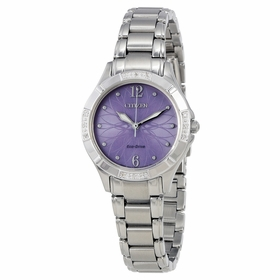 Citizen EM0450-53X Diamond Ladies Quartz Watch