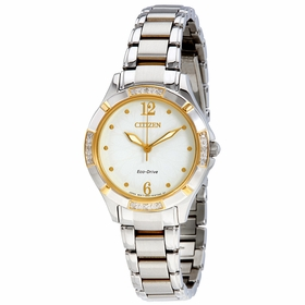 Citizen EM0454-52A Diamond Ladies Quartz Watch