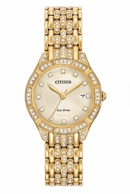 Citizen EW2322-50P Silhouette Ladies Quartz Watch