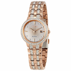 Citizen EW2348-56A Eco-Drive Silhouette Ladies Quartz Watch