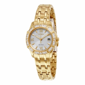 Citizen EW2362-55A Diamond Ladies Quartz Watch