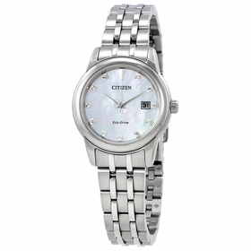 Citizen EW2390-50D Diamond Ladies Eco-Drive Watch