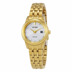 Citizen EW2392-54A Diamond Ladies Quartz Watch