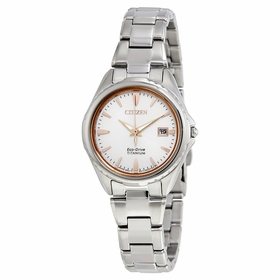 Citizen EW2410-54A Titanium Ladies Eco-Drive Watch