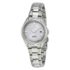 Citizen EW2410-54L Titanium Ladies Quartz Watch