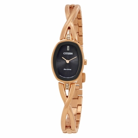 Citizen EX1413-55E Silhouette Ladies Quartz Watch