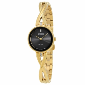 Citizen EX1422-54E Silhouette Ladies Quartz Watch