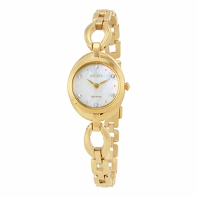 Citizen EX1432-51D Silhouette Ladies Quartz Watch