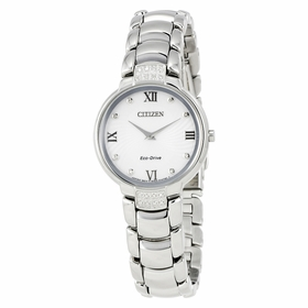 Citizen EX1460-55A Diamonds Ladies Quartz Watch