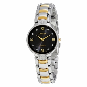 Citizen EX1464-54E Diamond Ladies Quartz Watch