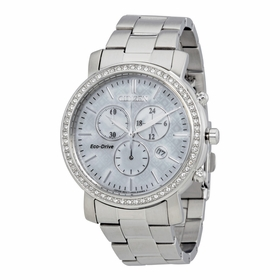 Citizen FB1410-58A AML Ladies Chronograph Quartz Watch