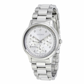Citizen FD2040-57A Silhouette Crystal Ladies Quartz Watch