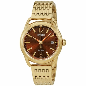Citizen FE6083-56X Eco Drive Ladies Quartz Watch
