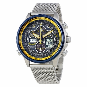 Citizen JY8031-56L Navihawk A-T Mens Chronograph Quartz Watch