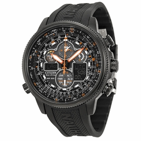 Citizen JY8035-04E Navihawk A-T Mens Chronograph Eco-Drive Watch