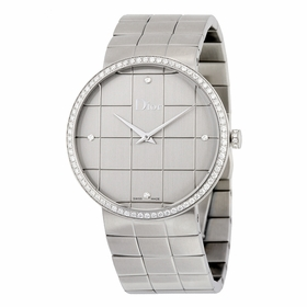 Dior CD043113M001 La D De Dior Ladies Quartz Watch