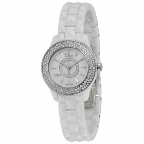 Dior CD1221E4C001 Dior VIII Ladies Quartz Watch