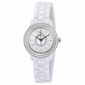 Dior CD1221E6C001 Dior VIII Ladies Quartz Watch