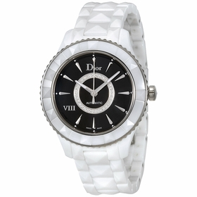 Dior CD1245E3C005 VIII Ladies Automatic Watch
