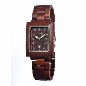 Earth ETHSEGO03 Cork Unisex Quartz Watch