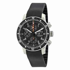 Fortis 638.10.11 K Cosmonauts Mens Chronograph Automatic Watch