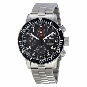 Fortis 638.10.11 M B-42 Cosmonaut Mens Chronograph Automatic Watch