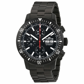 Fortis 638.18.31 MPVD Chronograph Automatic Watch