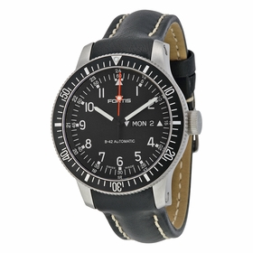 Fortis 647.10.11 L01 Official Cosmonauts Mens Automatic Watch