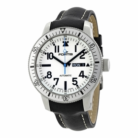Fortis 647.11.42 L01 B-42 Marinemaster Mens Automatic Watch