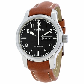 Fortis 655.10.10 L.08 Aeromaster Mens Automatic Watch