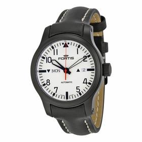 Fortis 655.18.12 L01 F-43 Stealth Mens Automatic Watch