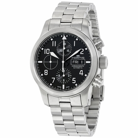 Fortis 656.10.10 M Aeromaster Mens Chronograph Automatic Watch