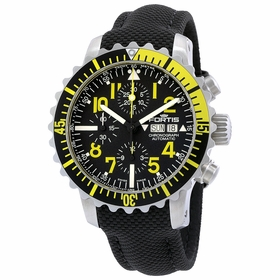 Fortis 671.24.14 LP Marinemaster Mens Chronograph Automatic Watch