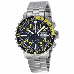 Fortis 671.24.14 M Marinemaster Mens Chronograph Automatic Watch