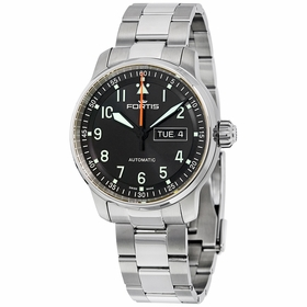 Fortis 704.21.11 M Flieger Professional Mens Automatic Watch