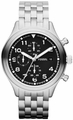Fossil JR1431 Compass Mens Chronograph Quartz Watch