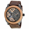 Fossil ME1122 Twist Skeleton Mens Quartz Watch
