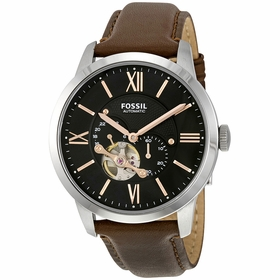Fossil ME3061 Townsman Mens Chronograph Hand Wind Watch