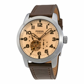 Fossil ME3119 Pilot 54 Mens Automatic Watch