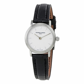 Frederique Constant FC-200SWS6 Slim Line Ladies Swiss Quartz Watch